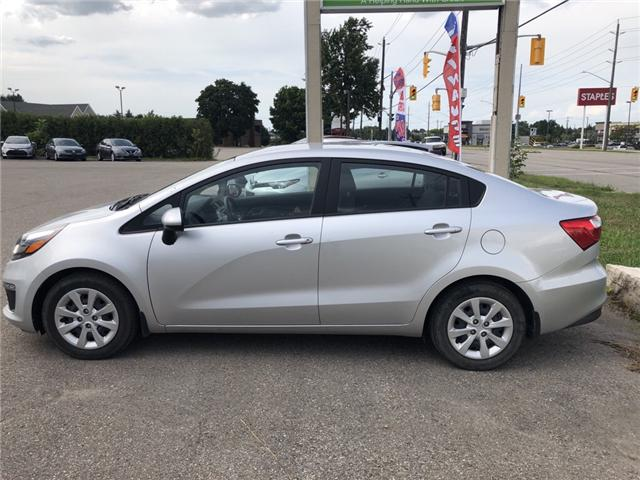2017 Kia Rio LX+ (Stk: L8610) in Waterloo - Image 2 of 17