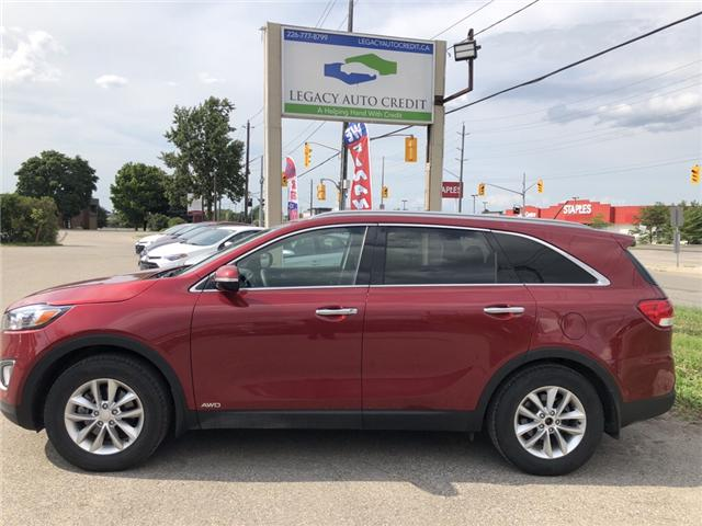 2017 Kia Sorento 2.4L LX (Stk: L8800) in Waterloo - Image 1 of 18