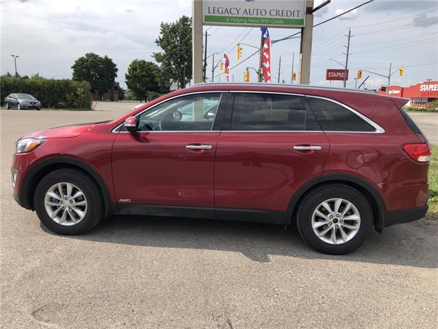 2017 Kia Sorento 2.4L LX (Stk: L8800) in Waterloo - Image 2 of 18