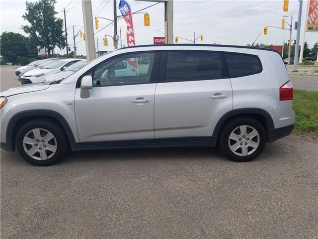 2012 Chevrolet Orlando 1LT (Stk: L8619) in Waterloo - Image 2 of 18
