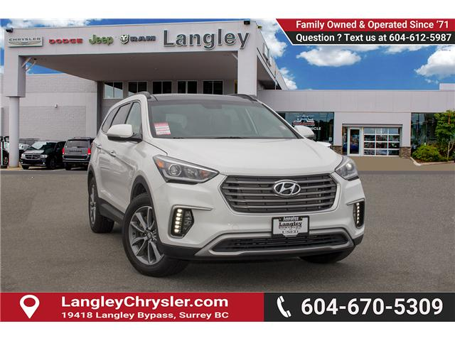 2018 Hyundai Santa Fe XL Luxury (Stk: EE891740) in Surrey - Image 1 of 26