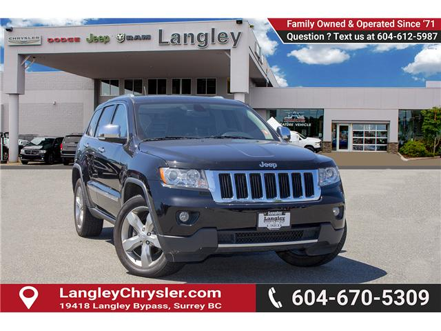 2011 Jeep Grand Cherokee Limited (Stk: EE891870A) in Surrey - Image 1 of 28