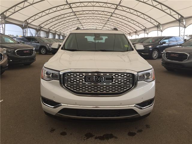 2018 GMC Acadia Denali (Stk: 166927) in AIRDRIE - Image 2 of 25