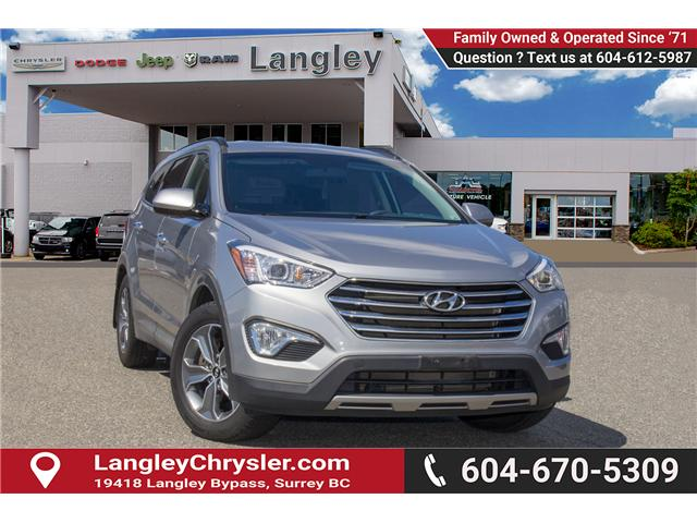 2015 Hyundai Santa Fe XL Base (Stk: EE892140A) in Surrey - Image 1 of 28