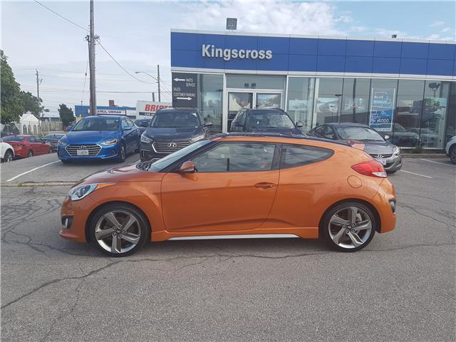 2013 Hyundai Veloster Turbo (Stk: 27682A) in Scarborough - Image 1 of 12