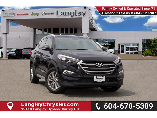 2017 Hyundai Tucson Premium (Stk: EE892300) in Surrey - Image 1 of 26