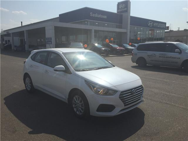 2018 Hyundai Accent GL (Stk: 38405) in Saskatoon - Image 1 of 15