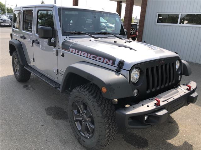 2018 Jeep Wrangler JK Unlimited Rubicon (Stk: 12278) in Fort Macleod - Image 6 of 19