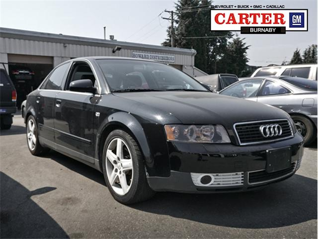 2004 Audi A4 3.0L (Stk: J8-40001) in Burnaby - Image 1 of 1