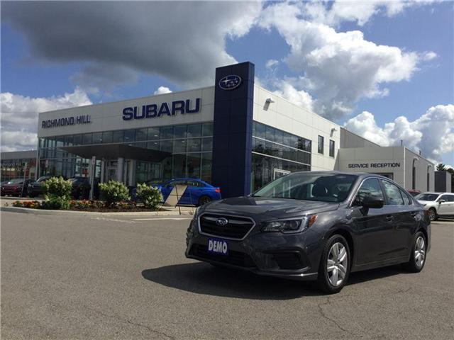 2018 Subaru Legacy 2.5i (Stk: 30281) in RICHMOND HILL - Image 1 of 14