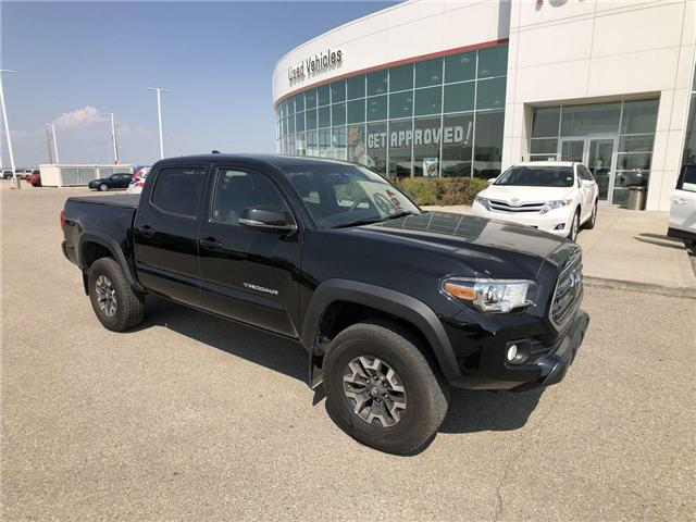 2017 Toyota Tacoma TRD Off Road (Stk: 2860258B) in Calgary - Image 1 of 15