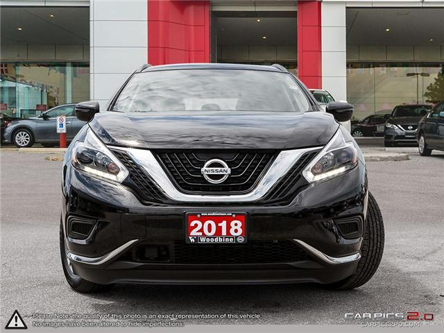 2018 Nissan Murano S (Stk: P7057) in Etobicoke - Image 2 of 27