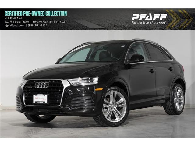 2018 Audi Q3 2.0T Progressiv (Stk: 52924) in Newmarket - Image 1 of 19