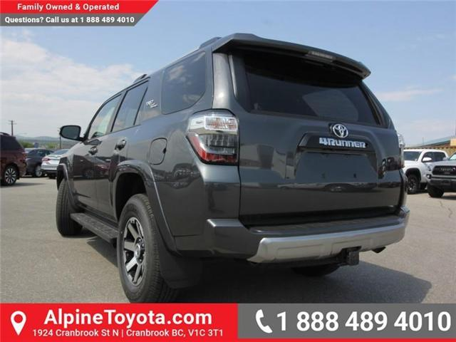 2018 Toyota 4Runner SR5 (Stk: 5589435) in Cranbrook - Image 3 of 21
