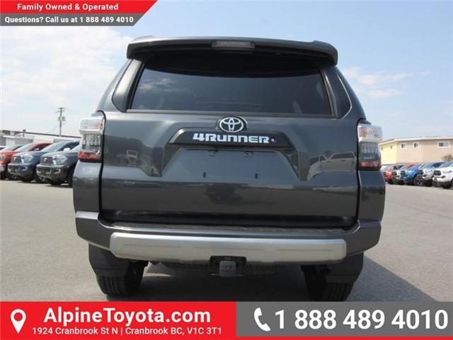 2018 Toyota 4Runner SR5 (Stk: 5589435) in Cranbrook - Image 4 of 21