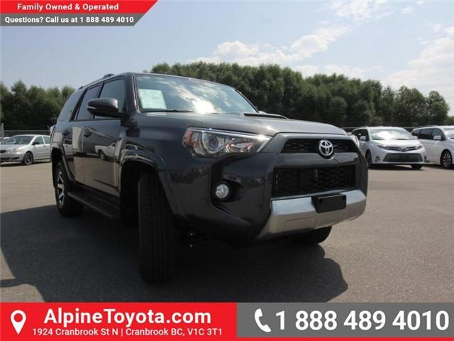 2018 Toyota 4Runner SR5 (Stk: 5589435) in Cranbrook - Image 7 of 21