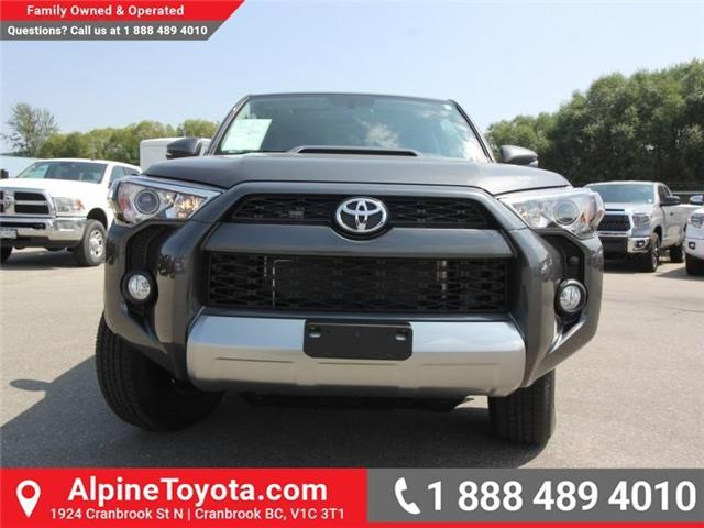 2018 Toyota 4Runner SR5 (Stk: 5589435) in Cranbrook - Image 8 of 21