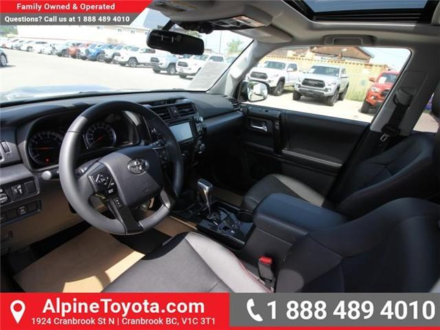 2018 Toyota 4Runner SR5 (Stk: 5589435) in Cranbrook - Image 9 of 21