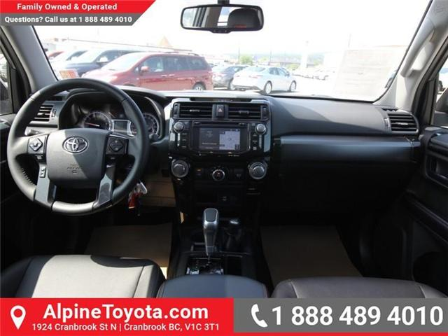 2018 Toyota 4Runner SR5 (Stk: 5589435) in Cranbrook - Image 10 of 21
