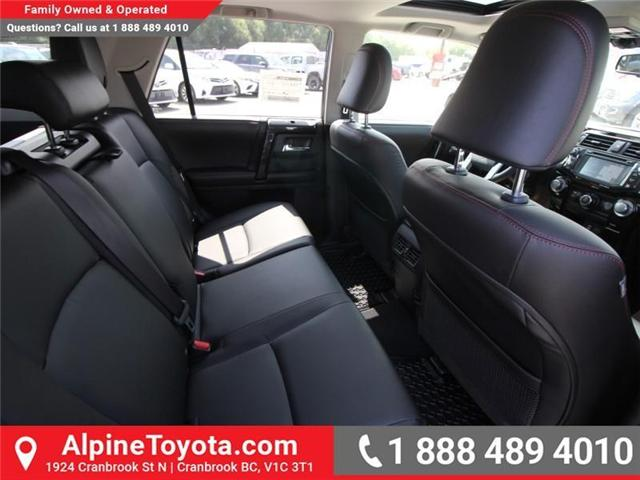 2018 Toyota 4Runner SR5 (Stk: 5589435) in Cranbrook - Image 12 of 21