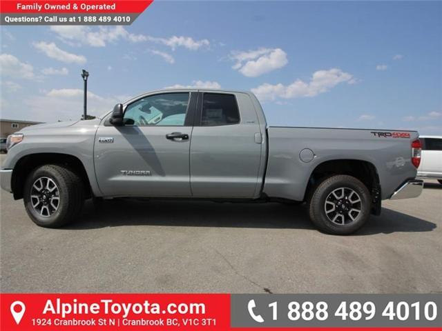 2018 Toyota Tundra  (Stk: X758157) in Cranbrook - Image 2 of 14