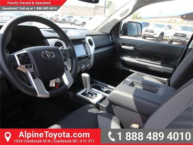 2018 Toyota Tundra  (Stk: X758157) in Cranbrook - Image 6 of 14