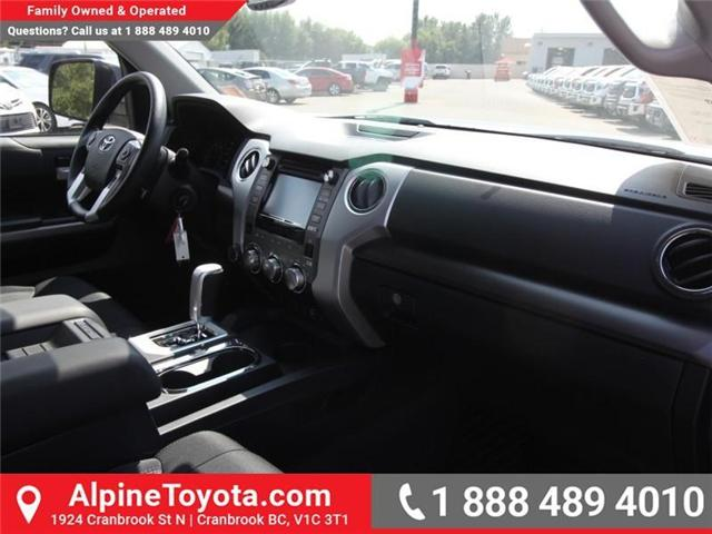 2018 Toyota Tundra  (Stk: X758157) in Cranbrook - Image 8 of 14