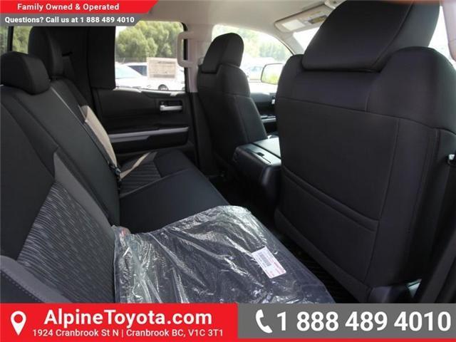 2018 Toyota Tundra  (Stk: X758157) in Cranbrook - Image 9 of 14