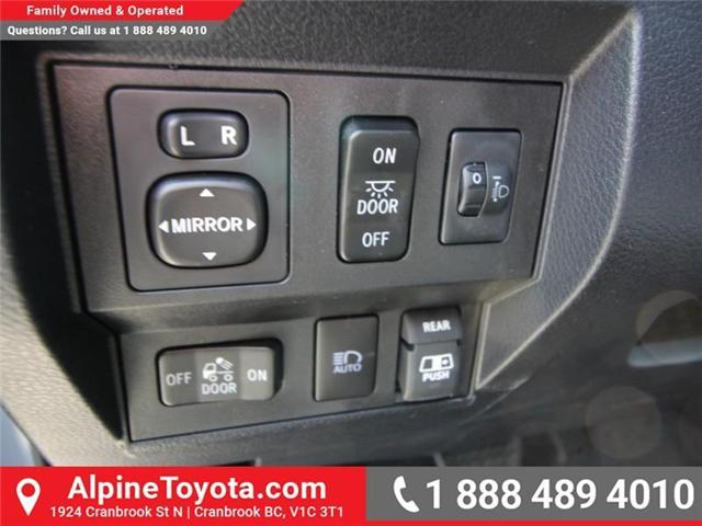 2018 Toyota Tundra  (Stk: X758157) in Cranbrook - Image 12 of 14