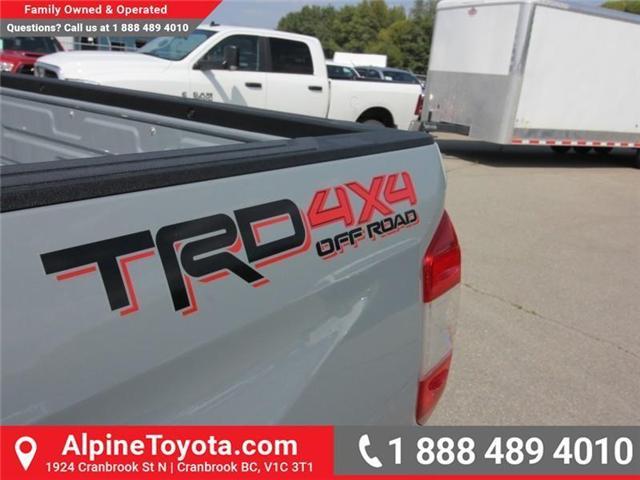 2018 Toyota Tundra  (Stk: X758157) in Cranbrook - Image 13 of 14