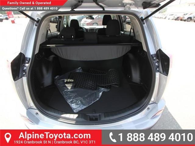2018 Toyota RAV4 LE (Stk: W818866) in Cranbrook - Image 14 of 15