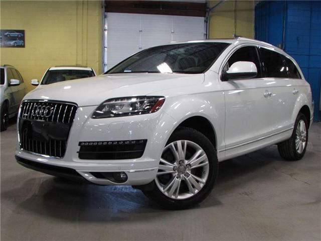 2015 Audi Q7 3.0 TDI Progressiv (Stk: C5318) in North York - Image 1 of 19