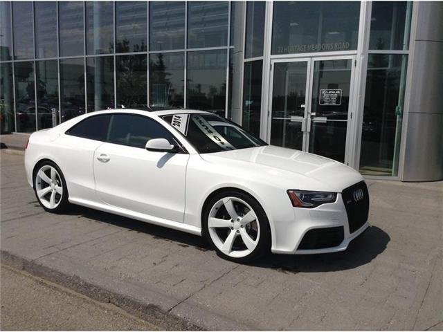 2014 Audi RS 5 4.2 (Stk: 3825A) in Calgary - Image 2 of 16