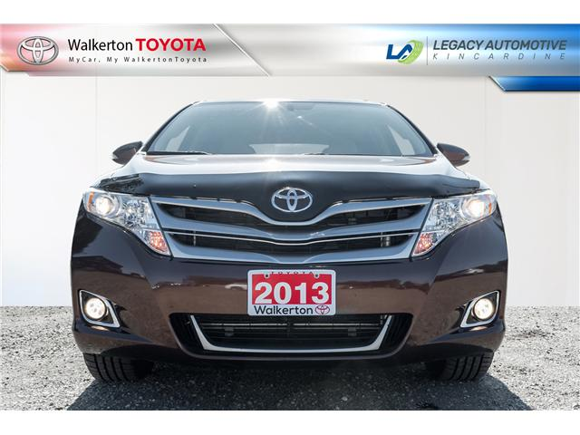 2013 Toyota Venza Base (Stk: P8134) in Kincardine - Image 2 of 19