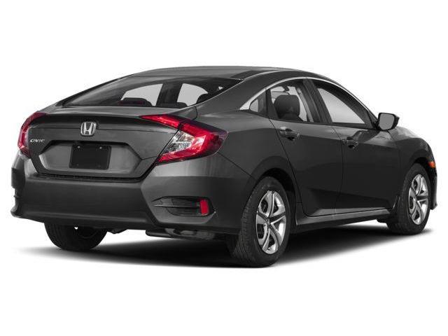 2018 Honda Civic LX (Stk: C181445) in Toronto - Image 3 of 9