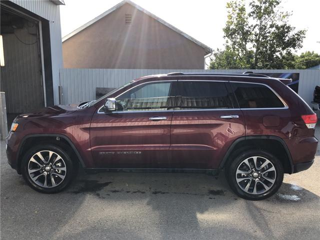 2018 Jeep Grand Cherokee Limited (Stk: 12596) in Fort Macleod - Image 2 of 22