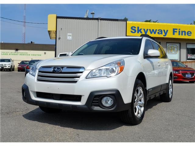 2013 Subaru Outback 3.6R (Stk: S3870A) in St.Catharines - Image 1 of 14