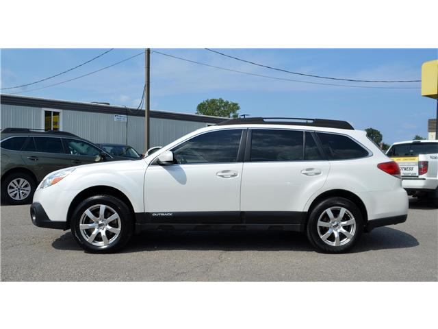 2013 Subaru Outback 3.6R (Stk: S3870A) in St.Catharines - Image 2 of 14