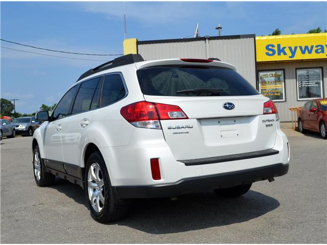 2013 Subaru Outback 3.6R (Stk: S3870A) in St.Catharines - Image 6 of 14