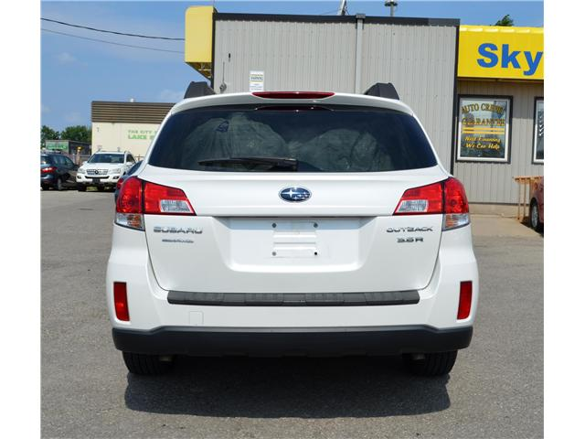 2013 Subaru Outback 3.6R (Stk: S3870A) in St.Catharines - Image 7 of 14