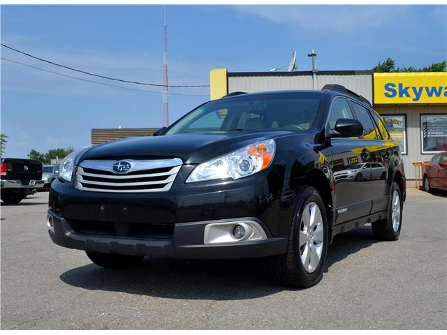 2012 Subaru Outback 2.5i Limited Package (Stk: S3909A) in St.Catharines - Image 1 of 16