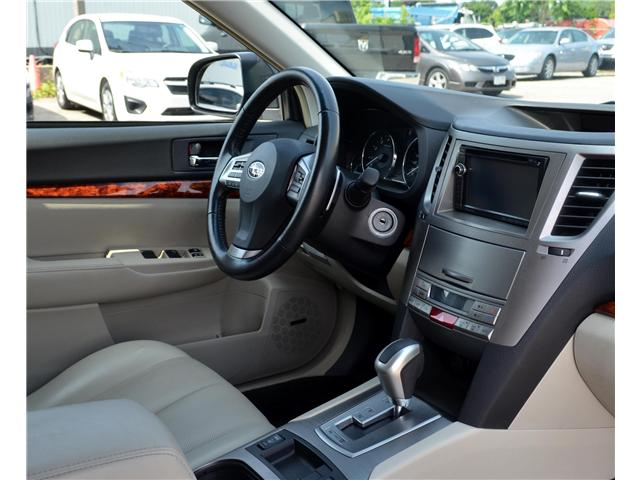 2012 Subaru Outback 2.5i Limited Package (Stk: S3909A) in St.Catharines - Image 12 of 16