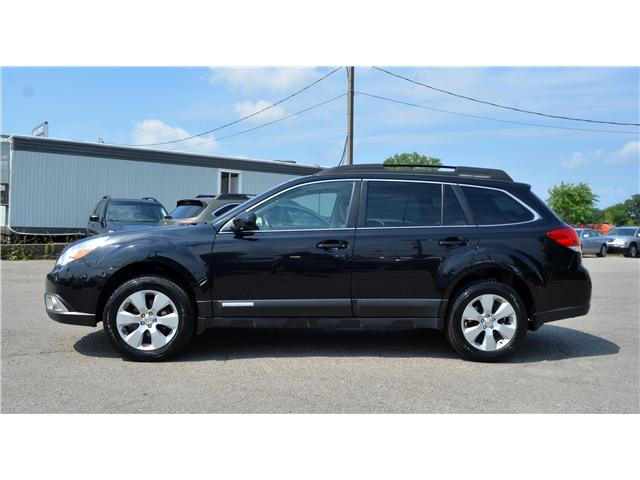 2012 Subaru Outback 2.5i Limited Package (Stk: S3909A) in St.Catharines - Image 2 of 16