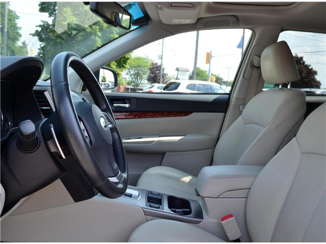 2012 Subaru Outback 2.5i Limited Package (Stk: S3909A) in St.Catharines - Image 8 of 16