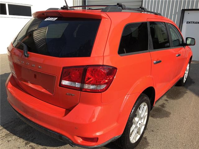 2018 Dodge Journey GT (Stk: 11649) in Fort Macleod - Image 4 of 23