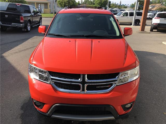 2018 Dodge Journey GT (Stk: 11649) in Fort Macleod - Image 7 of 23