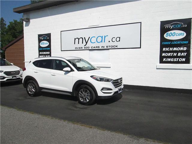 2017 Hyundai Tucson Premium (Stk: 180957) in Kingston - Image 2 of 13