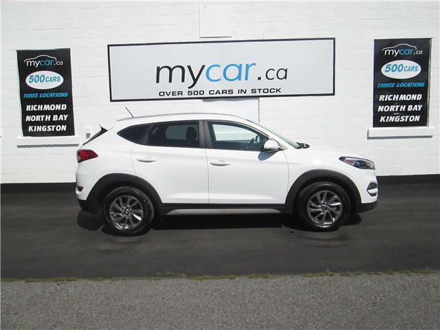 2017 Hyundai Tucson Premium (Stk: 180957) in Kingston - Image 1 of 13
