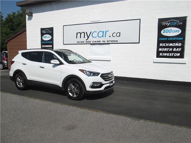 2018 Hyundai Santa Fe Sport 2.4 SE (Stk: 180999) in Richmond - Image 2 of 14