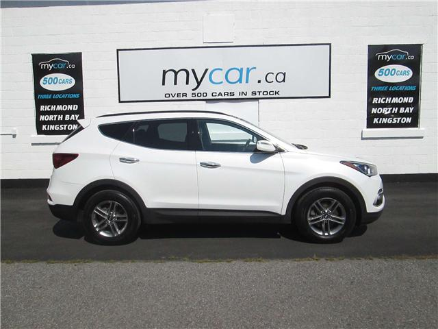 2018 Hyundai Santa Fe Sport 2.4 SE (Stk: 180999) in Richmond - Image 1 of 14